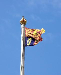 Queen Flag